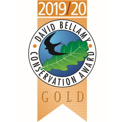 Tudor Caravan Park - David Bellamy Conservation Award - Gold