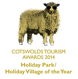 Tudor Caravan Park - Site Of The Year 2014 - Gold