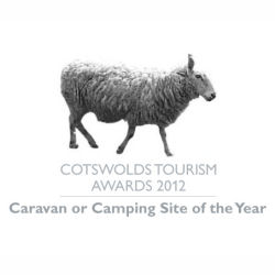 Tudor Caravan Park - Site Of The Year 2012 - Silver