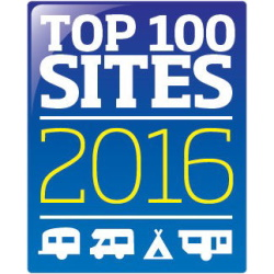Tudor Caravan Park - Practical Motorhome & Practical Caravan Top 100 Sites 2016